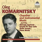 Komarnitsky: Chamber and Instrumental Music de Various Artists