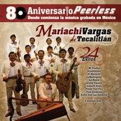 Peerless 80 Aniversario - 24 Exitos de Mariachi Vargas de Tecalitlan