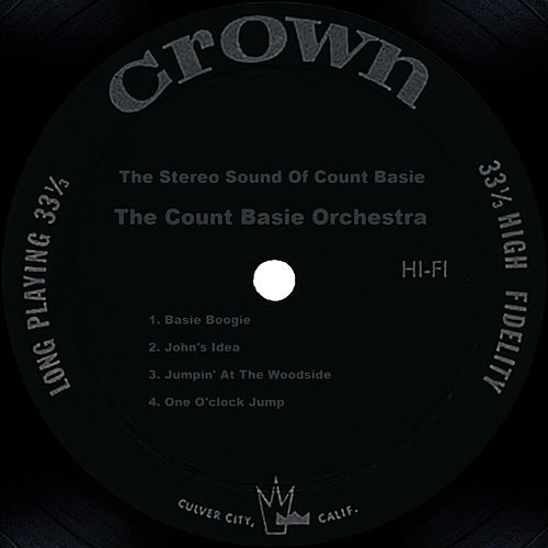The Stereo Sound Of Count Basie by Count Basie