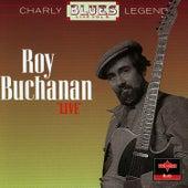 Live by Roy Buchanan