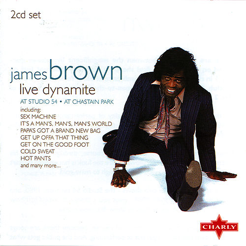 Live Dynamite CD2 by James Brown