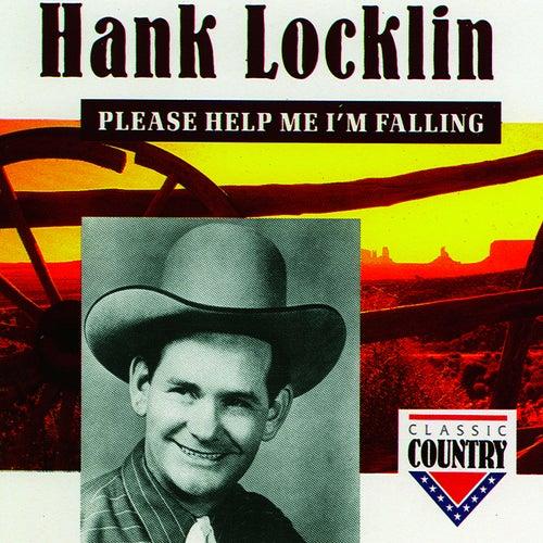 Please Help Me I'm Falling by Hank Locklin
