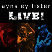 Live! by Aynsley Lister