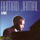 Ahmad Jamal Live de Ahmad Jamal
