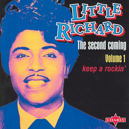 The Second Coming CD1 by Little Richard
