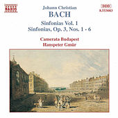 Sinfonias Vol. 1 by Johann Christian Bach
