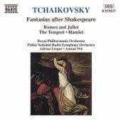 Romeo and Juliet / Tempest / Hamlet by Pyotr Ilyich Tchaikovsky