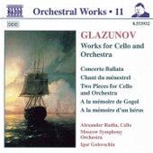 Concerto Ballata / Chant du ménestrel de Alexander Glazunov