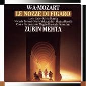Mozart: Le nozze di Figaro di Zubin Mehta