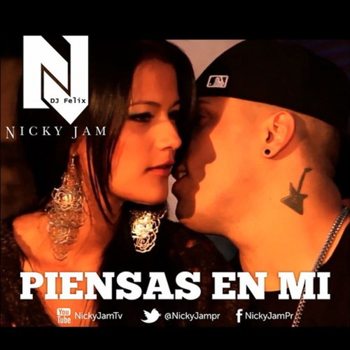 Piensas en Mí de Nicky Jam