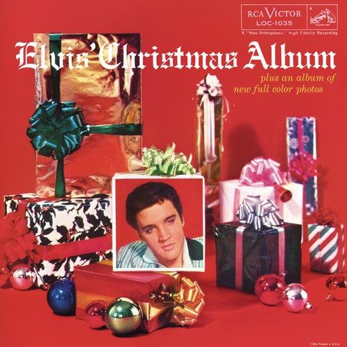 Elvis' Christmas Album by Elvis Presley