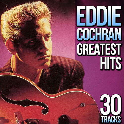 The Best of Rockabilly Eddie Cochran 15 Hits by Eddie Cochran