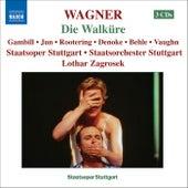 WAGNER, R.: Die Walkure (Ring Cycle 2) von Various Artists