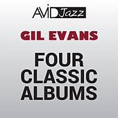 Four Classic Albums (New Bottle Old Wine / Great Jazz Standards / Out of the Cool / Into the Hot) [Remastered] de Gil Evans
