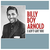 I Ain't Got You by Billy Boy Arnold
