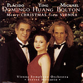 Merry Christmas from Vienna de Plácido Domingo - Ying Huang - Michael Bolton