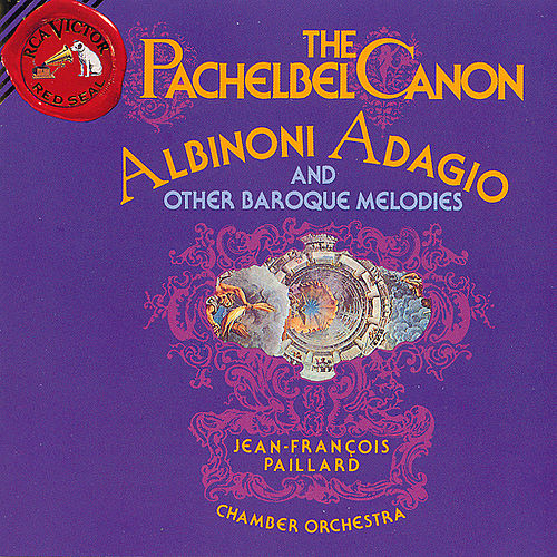 Pachelbel Canon and Other Baroque Melodies by Various Artists