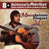 Peerless 80 Aniversario - 24 Inolvidables de Marco Antonio Vasquez