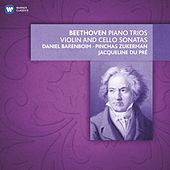 Beethoven: Piano Trios, Violin & Cello Sonatas by Daniel Barenboim