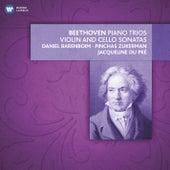 Beethoven: Piano Trios, Violin & Cello Sonatas de Daniel Barenboim