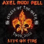 Live on Fire von Axel Rudi Pell