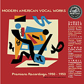 The American Album (Barber, Copland, Thomson) by Aaron Copland