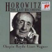 Horowitz: The Last Recording by Vladimir Horowitz