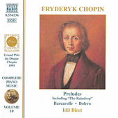 Piano Music Vol. 10 by Frederic Chopin