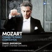Mozart: The Complete Piano Concertos by Daniel Barenboim