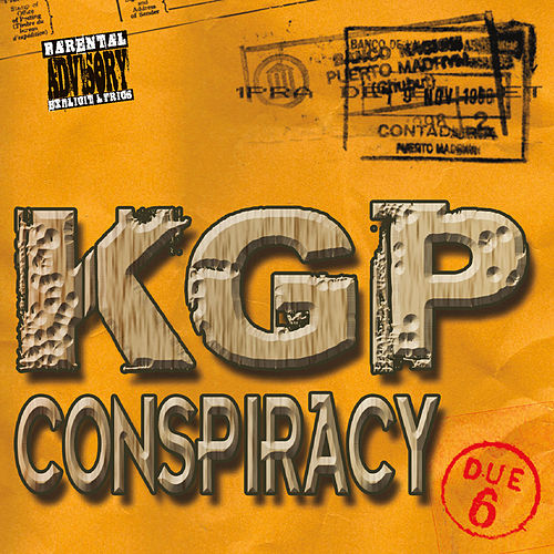 KGP Conspiracy by KGP Conspiracy