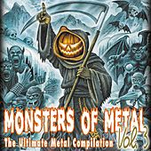 Monsters Of Metal Vol. 3 de Various Artists