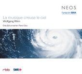 Rihm: La musique creuse le ciel - Über-Schrift de Grauschumacher Piano Duo