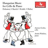 Hungarian Music for Cello & Piano by Various Artists