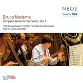 Maderna: Complete Works for Orchestra, Vol. 1 von Various Artists