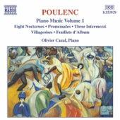 Piano Music Vol. 1 by Francis Poulenc