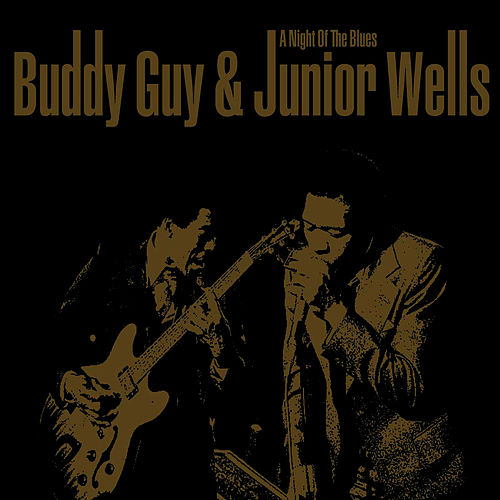 A Night Of The Blues by Buddy Guy
