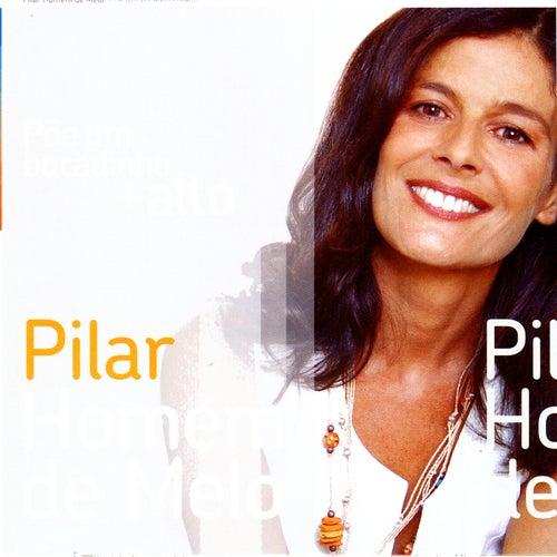 Põe Um Bocadinho + Alto by Pilar Homem de Melo