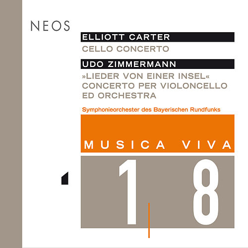Musica Viva, Vol. 18 by Jan Vogler