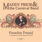 Paradise Found by Maddy Prior