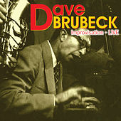 Improvisation - Live by Dave Brubeck
