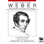 Carl Maria von Weber: Chamber Music with Clarinet (Grand Duo Concertant, Op. 48, J. 204 - Variations on a Theme from Silvana, Op. 33, J. 128 - Clarinet Quintet, Op. 34, J. 182) by Various Artists