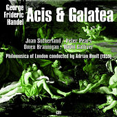 George Frideric Handel: Acis & Galatea (1959), Volume 1 by David Galliver