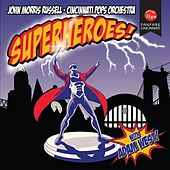 Superheroes! by Various Artists