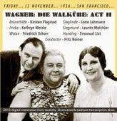 Wagner: Die Walküre, Act II (1936) de Kirsten Flagstad