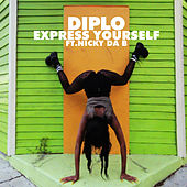 Express Yourself (Remixes) de Diplo