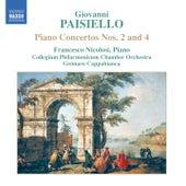 PAISIELLO: Piano Concertos Nos. 2 and 4 / Proserpine Overture de Various Artists