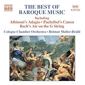 BEST OF BAROQUE MUSIC (COLOGNE CHAMBER ORCHESTRA) von Various Artists