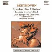 BEETHOVEN: Symphony No. 3 / Leonore Overture No. 1 by Slovak Radio Symphony Orchestra