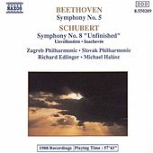 BEETHOVEN: Symphony No. 5 / SCHUBERT: Symphony No. 8 de Various Artists