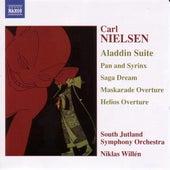 NIELSEN: Aladdin Suite / Pan and Syrinx / Helios Overture de South Jutland Symphony Orchestra